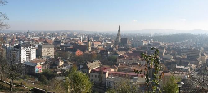 Brasov to Cluj, Transylvania, Romania, September 7-9, 2014