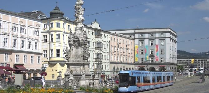 Turda, Romania To Linz, Austria: Chasing Trains!
