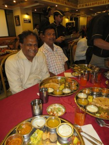 Raju and Subash in Pune