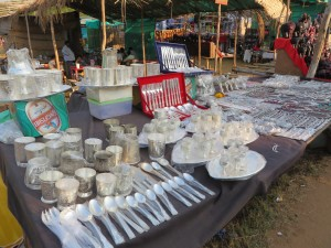 Anjuna Markets