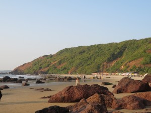 Sweetwater Beach, Goa