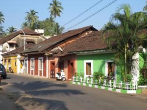 Old Town, Panjim, Goa