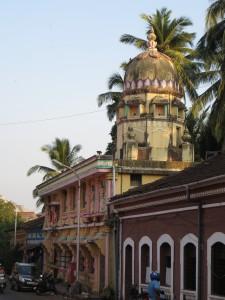Hindu Temple, Panjim