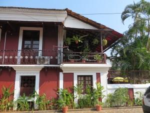 Traveller's Restaurant, Panjim, Goa
