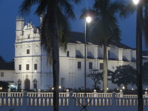 Se Cathedral, Panjim, Goa