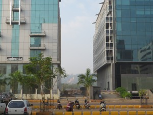 Industrial Area near Panjim Bus Station