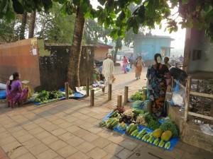 Market, Panjim Bus Station