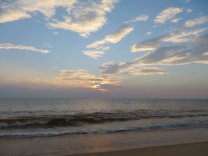 Kochuveli Beach, Trivandrum, Kerala