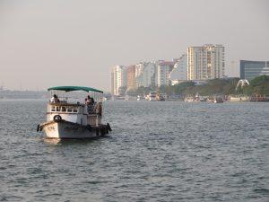 Cohin Kochi ferry