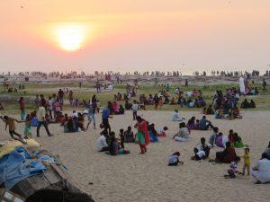 Sunset Fort Kochi Cochin