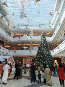 Kochi shopping centre
