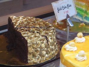 Gold cake, Kochi