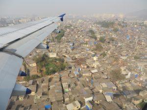Mumbai from the air