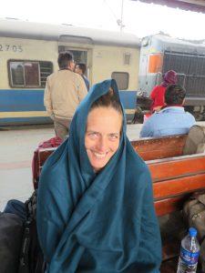 Station, Delhi, India