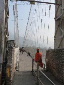 Ram Jhula, Rishikesh, India