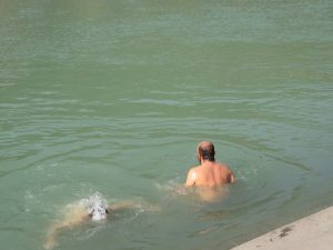 Ganges, Rishikesh