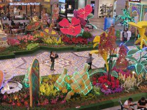 Shopping centre, Kuala Lumpur