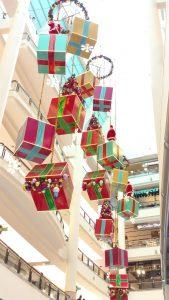 Christmas decorations, Kuala Lumpur