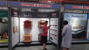 Costco Casula Coffin