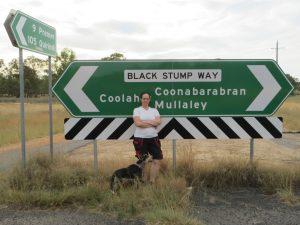 Black Stump Way, Australia