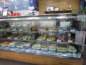 Salad bar, Sydney