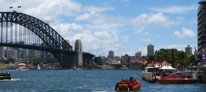Sydney – Day 1152-1165 (Dec 22-Jan 4): Christmas and New Year