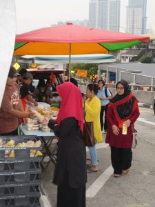 Pasar Seni Station, KL, Malaysia