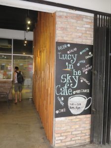 Lucy in the Sky Cafe, Kuala Lumpur