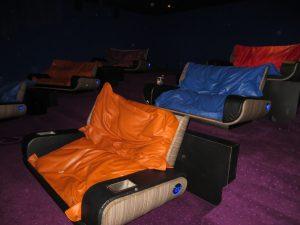 Beanie seats, KLCC Suria