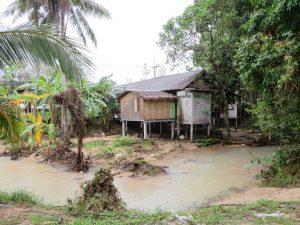 Koh Phangan flooding 2017