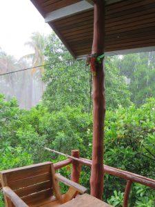 Rain Koh Phangan