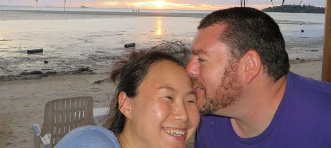 Friends! Koh Phangan Day 1396-1452 (Jul 2-Aug 26, 2017): New Friends and Old Friends