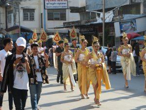 Parade Surat Thani