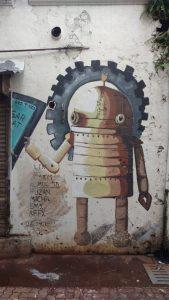 Street art, Kuala Lumpur